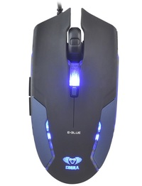 E-Blue Cobra II Gaming Mouse (Blue) for PC Games