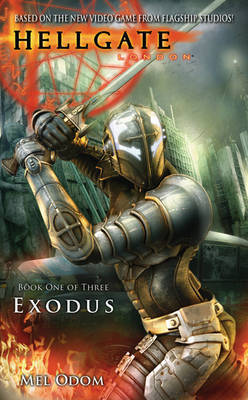 Exodus by Mel Odom image
