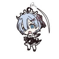Re:Zero - Rem Rubber Strap (Assorted)