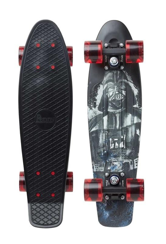 """Penny: Star Wars Skateboard - Darth Vader (22"""")"""