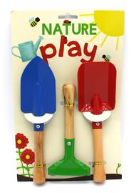 Nature Play - Gardening Tool Set