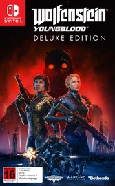 Wolfenstein Youngblood Deluxe Edition (code in box) for Switch