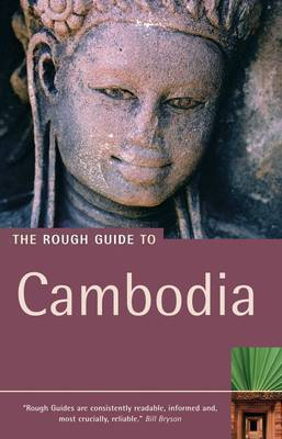 The Rough Guide to Cambodia by Beverley Palmer image