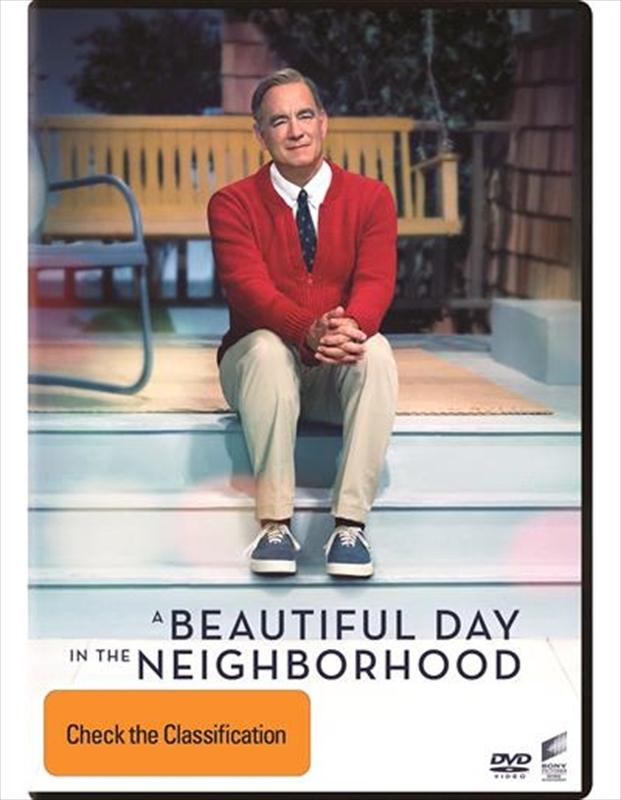 A Beautiful Day in the Neighborhood on DVD