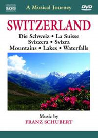 A Musical Journey - Switzerland: Mountains, Lakes & Waterfalls on DVD image