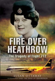 Fire Over Heathrow by Susan Ottaway image