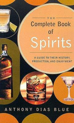 Complete Book of Spirits by Anthony D. Blue image