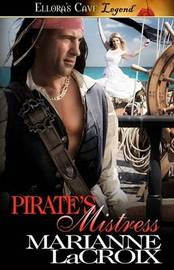 Pirate's Mistress by Marianne LaCroix image