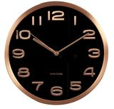 Karlsson Wall Clock - Maxie (Black)