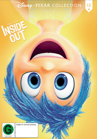 Inside Out (Pixar Collection 15) on DVD