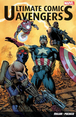 Ultimate Comics: Avengers by Mark Millar image
