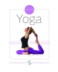Essential Yoga Book and DVD