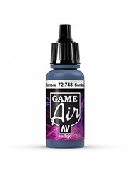 Vallejo Game Air Sombre Grey Acrylic Paint (17ml)