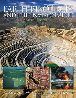 Earth Resources and the Environment by James R. Craig image