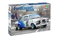 Italeri: 1:24 Ford Escort MKII Model Kit