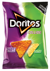 Doritos: Collide - Sweet Chilli & Lime (150g)