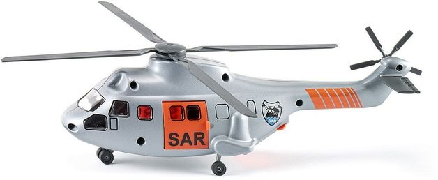 Siku: 1:50 Search & Rescue Transport Helicopter with Stretcher
