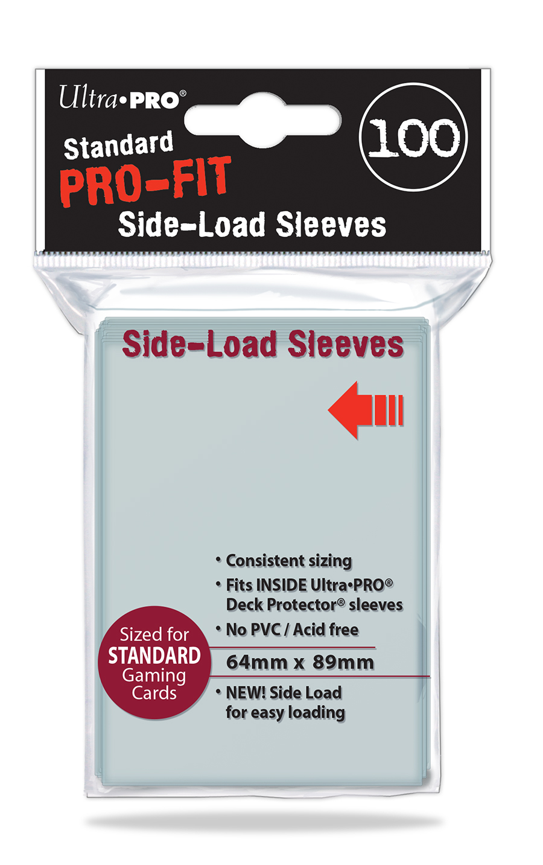 Ultra Pro: Pro-Fit Standard Side Load Deck Protectors image