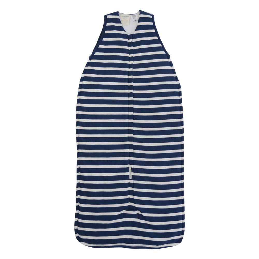 Woolbabe: 3 Seasons Zip Front Sleep Bag - Midnight (3-24 Months) image