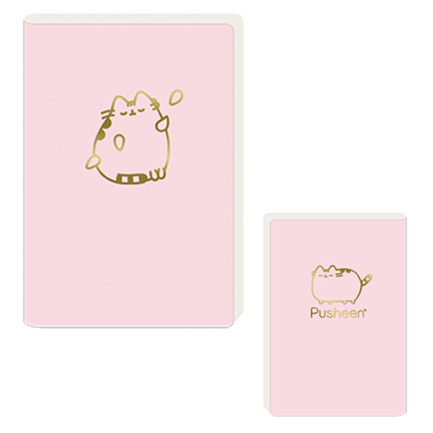 Pusheen the Cat: Simple & Sweet - Luxury A5 Notebook