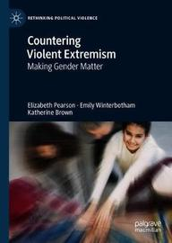 Countering Violent Extremism by Elizabeth Pearson