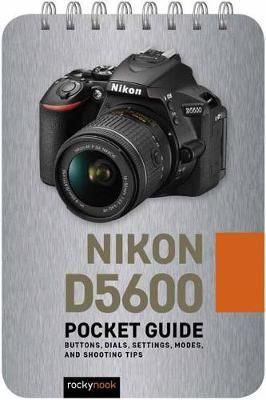 Nikon D5600: Pocket Guide image