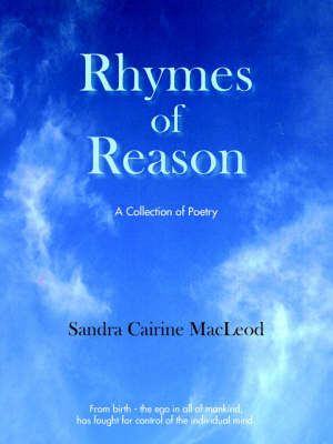 Rhymes of Reason: A Collection of Poetry by Sandra Cairine MacLeod image