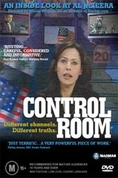Control Room on DVD