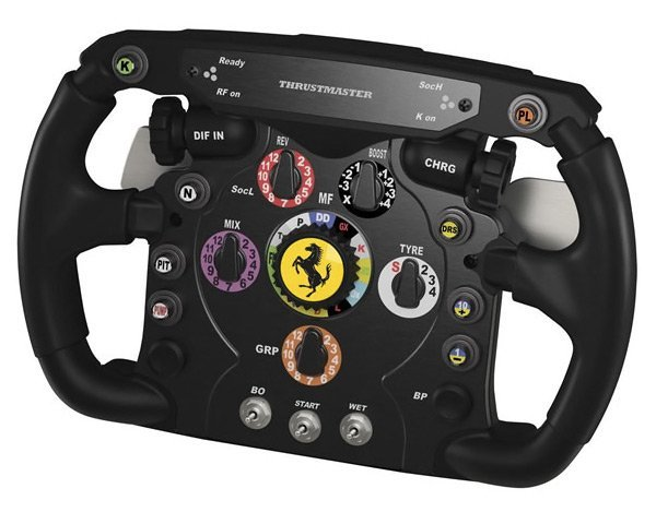 Thrustmaster T500 F1 Racing Wheel Add On (PS4, Xbox One, PS3, PC) image
