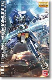 1:100 MG Gundam AGE-1 Spallow Model Kit