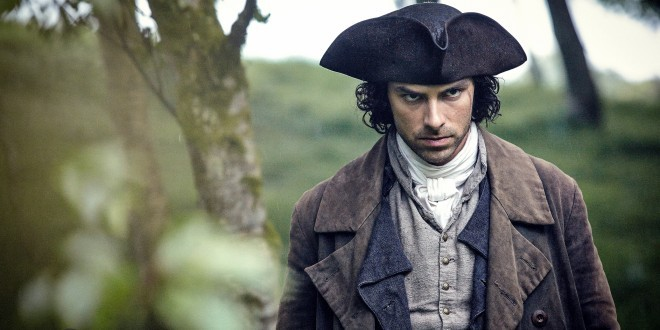 Poldark - The Complete Series One on DVD image