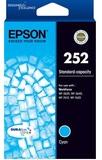 Epson Ink Cartridge - 252 (Cyan)