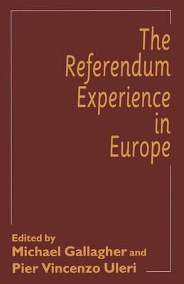 The Referendum Experience in Europe image