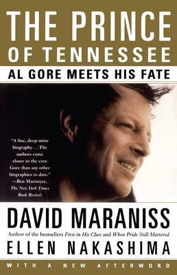 The Prince of Tennessee by David Maraniss image