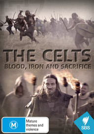 The Celts - Blood, Iron And Sacrifice on DVD
