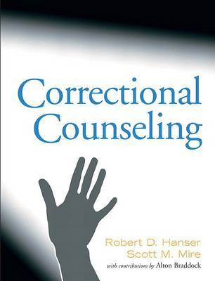 Correctional Counseling by Robert D Hanser image
