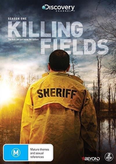 Killing Fields - Season 1 on DVD image