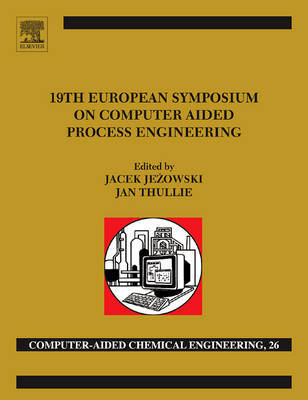 19th European Symposium on Computer Aided Process Engineering: Volume 26 image