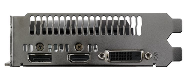 ASUS Phoenix GeForce GTX 1050 Ti 4GB image