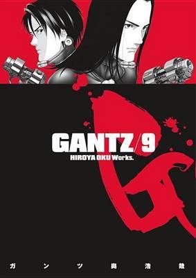Gantz: v. 9 by Hiroya Oku image