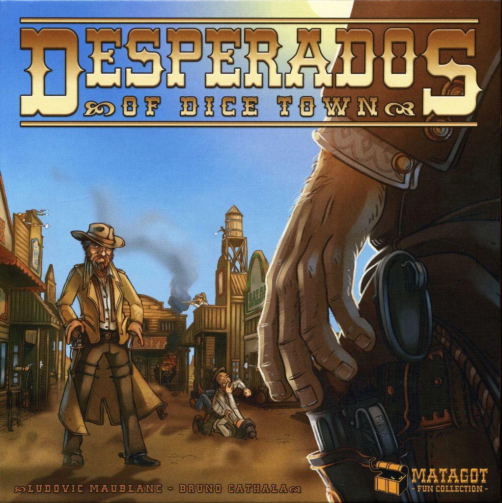 Desperados of Dice Town image