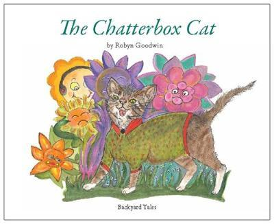 The Chatterbox Cat by Robyn Goodwin image