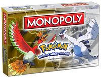 Monopoly - Pokémon Johto Edition