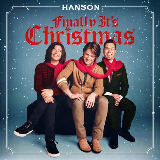 Finally It's Christmas by Hanson image