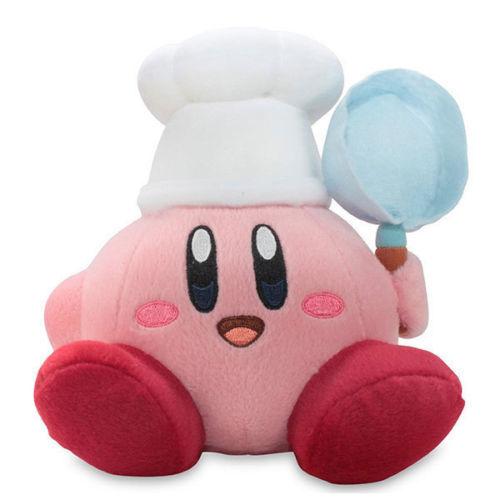 "Kirby Plush Kirby Cook 6"""