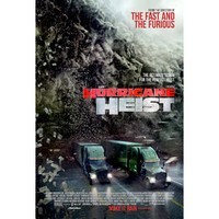Hurricane Heist on DVD