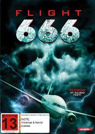 Flight 666 on DVD