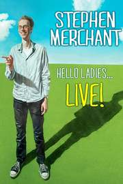 Stephen Merchant: Hello Ladies - Live 2011 on Blu-ray