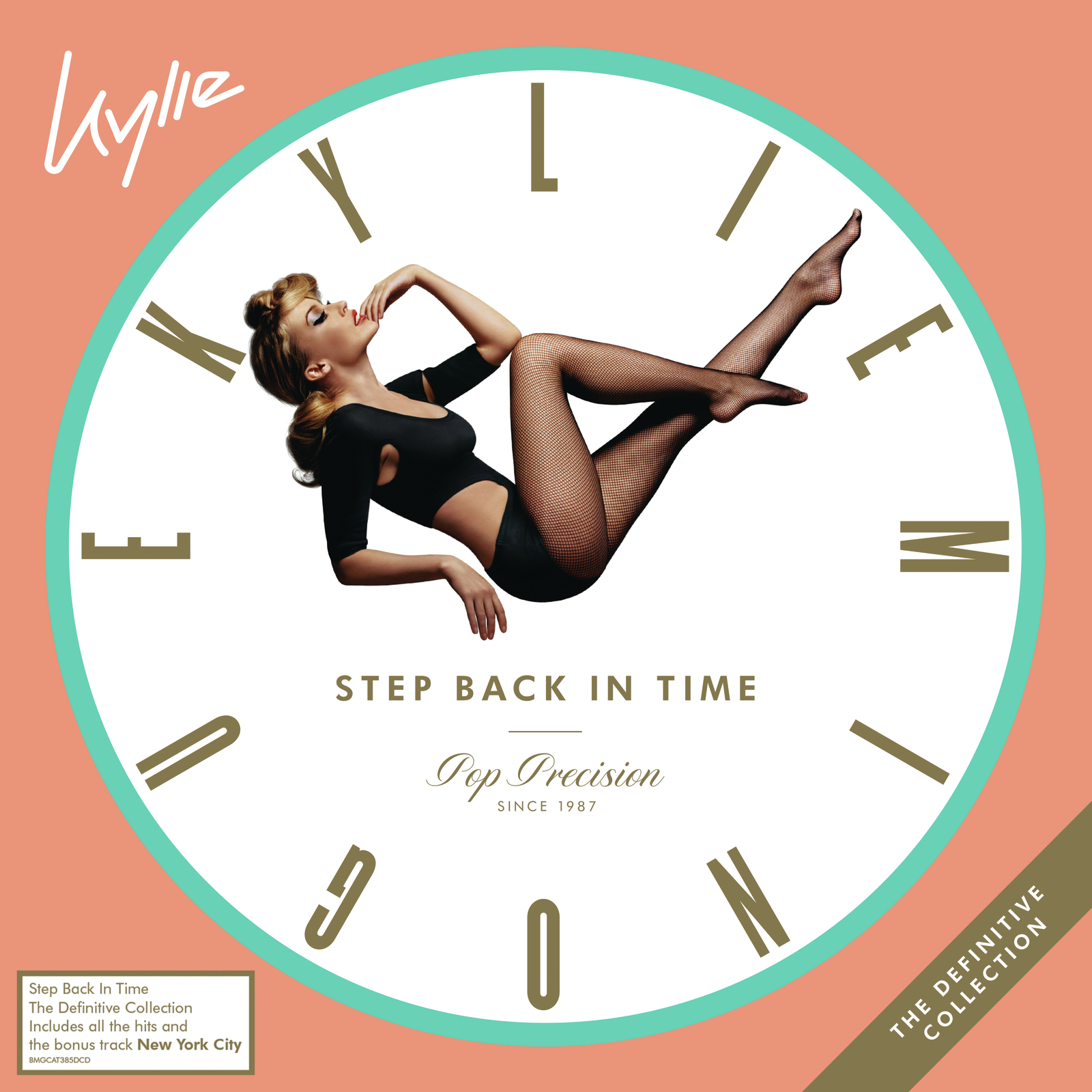 Step Back In Time: The Definitive Collection Deluxe Edition by Kylie Minogue image