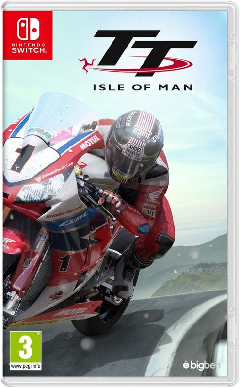 TT Isle of Man: Ride On The Edge for Switch